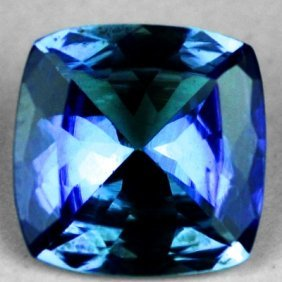 1.75 Cts~UNHEAT Natural Tanzanite-flowless