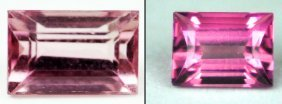 1.60  Cts~ Natural Hot  Pink Tourmaline