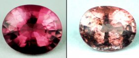 1.22  Cts~ Natural Hot  Pink Tourmaline