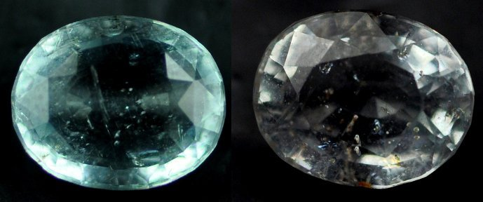 7303: 5.34  Rare Natural acuamarine from Brazil ~