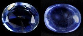 2.05  Cts~Natural UNHEAT SAPPHIRE  Blue