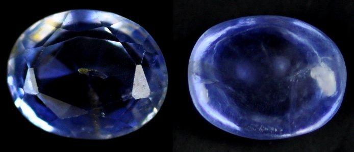 7312: 2.05  cts~Natural UNHEAT SAPPHIRE  blue