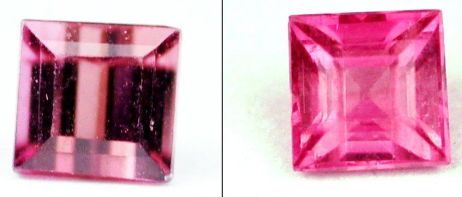 7313: .94 cts~ Natural hot  pink Tourmaline
