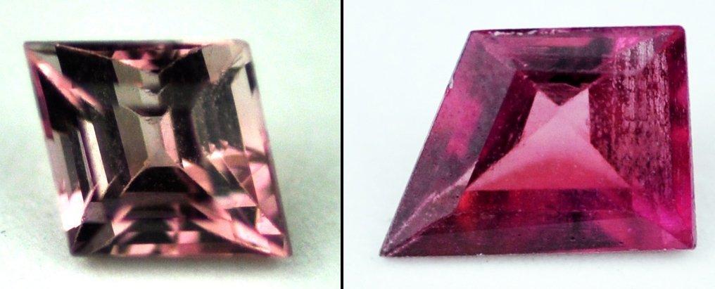 7317: 1.34 cts~ Natural hot  pink Tourmaline