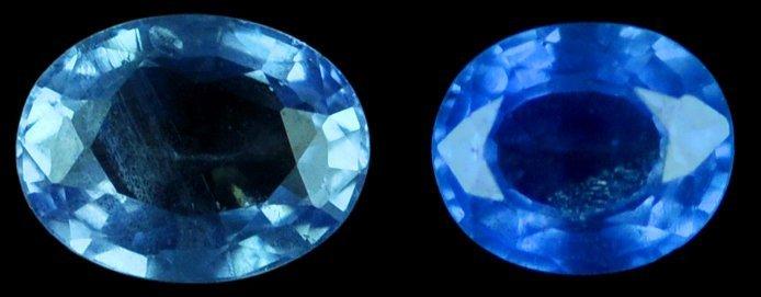7320: 1.30 cts~Natural UNHEAT SAPPHIRE  blue