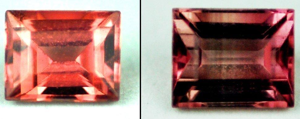 7321: 1.95  cts~ Natural hot  pink Tourmaline