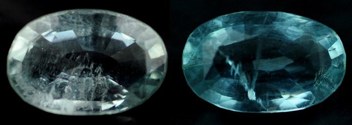 7323: 11.23  Rare Natural acuamarine from Brazil ~