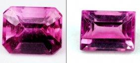 .99 Cts~ Natural Hot  Pink Tourmaline