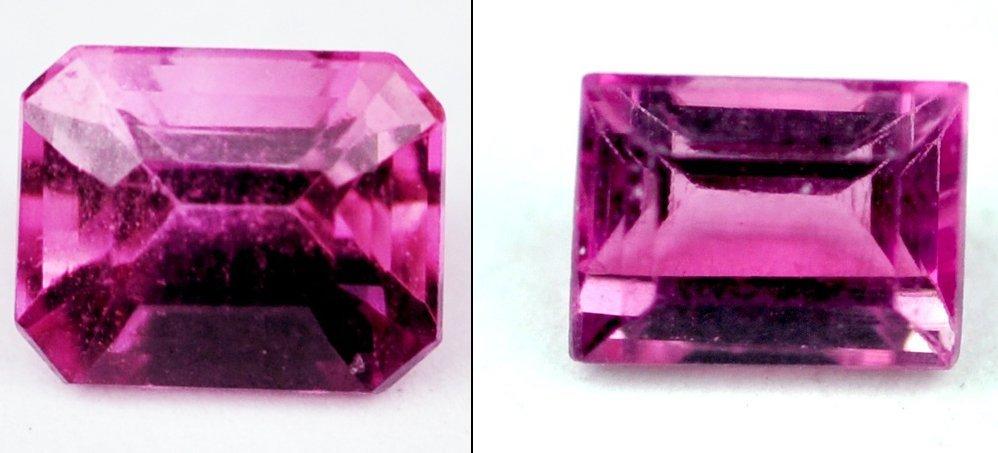 7325: .99 cts~ Natural hot  pink Tourmaline