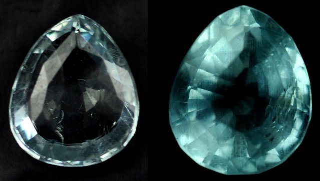 7327: 6.14 Rare Natural acuamarine from Brazil ~