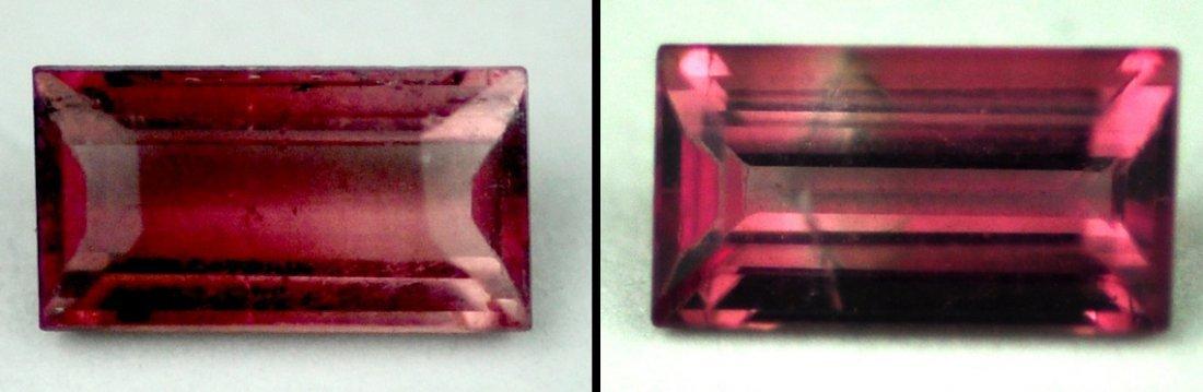 7329: 1.44 cts~ Natural hot  pink Tourmaline