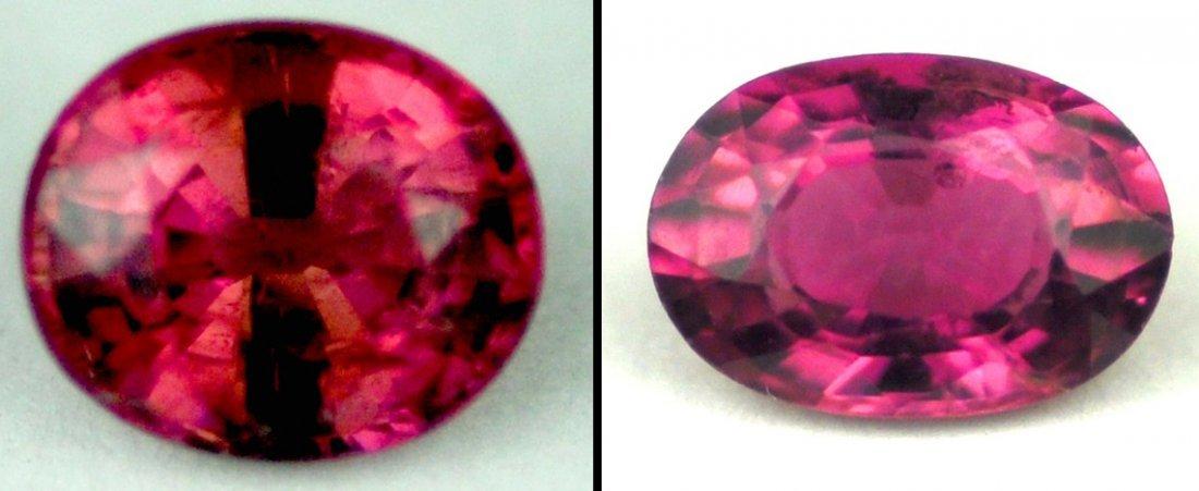 7333: 1.56  cts~ Natural hot  pink Tourmaline
