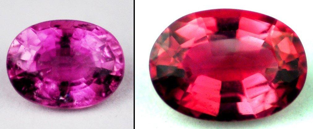 7337: 1.62  cts~ Natural hot  pink Tourmaline