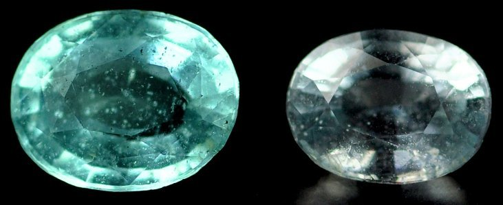 7343: 3.24  Rare Natural acuamarine from Brazil ~