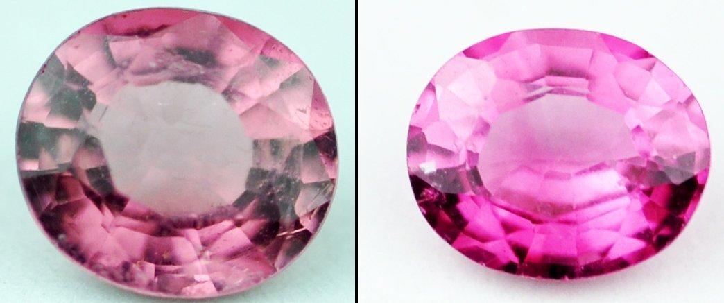 7345: .92  cts~ Natural hot  pink Tourmaline