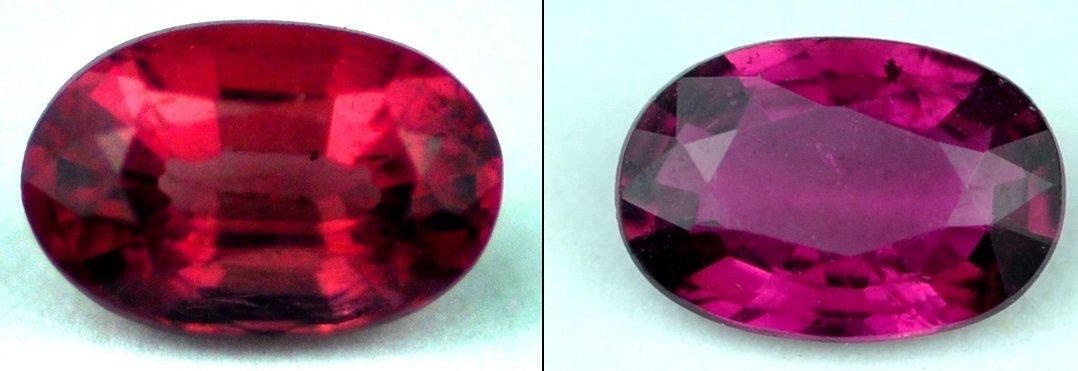 7349: 1.48   cts~ Natural hot  pink Tourmaline