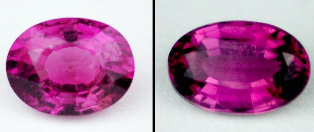 7353: 1.29  cts~ Natural hot  pink Tourmaline
