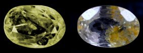 2.21  Cts~Natural UNHEAT SAPPHIRE Yellow