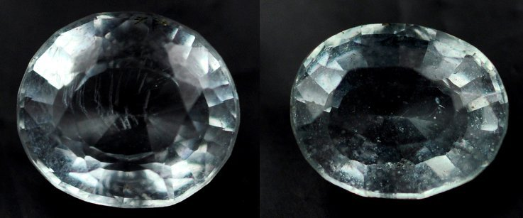 7473: 3.40 Rare Natural acuamarine from Brazil ~
