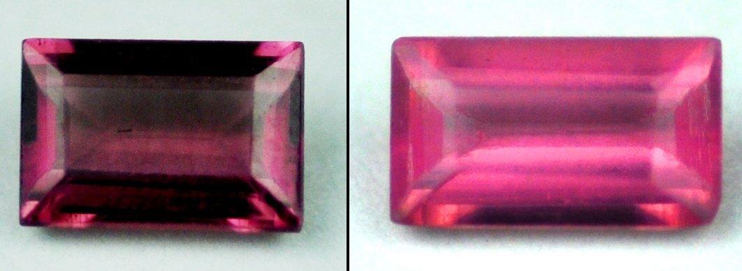 7475: .17   cts~ Natural hot  pink Tourmaline