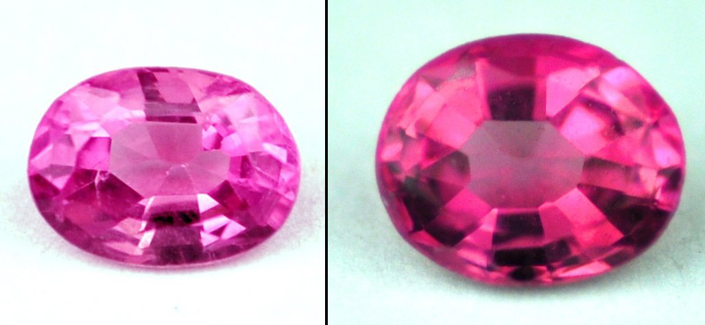 7478: 1.15  cts~ Natural hot  pink Tourmaline