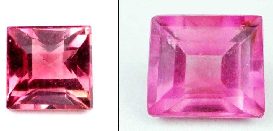 7481: .95  cts~ Natural hot  pink Tourmaline