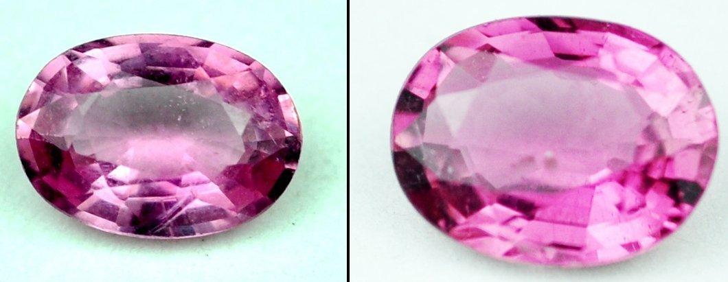 7484: 1.20  cts~ Natural hot  pink Tourmaline