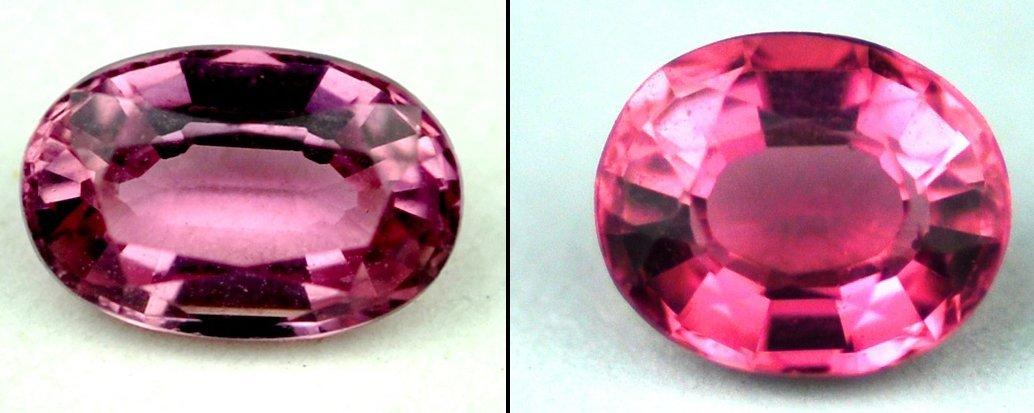 7490: 1.62  cts~ Natural hot  pink Tourmaline