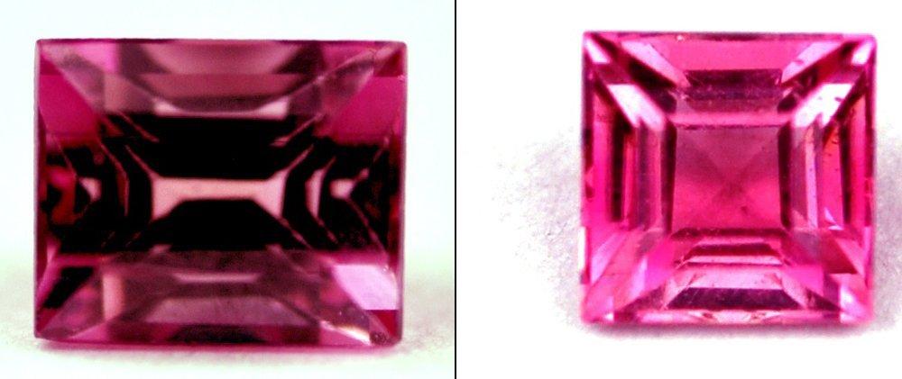 7493: .91  cts~ Natural hot  pink Tourmaline