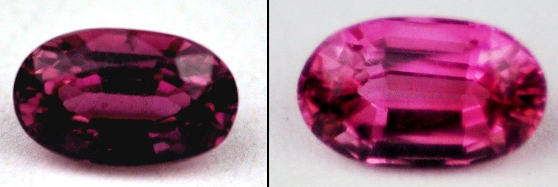 7501: 0.95 cts~ Natural hot  pink Tourmaline