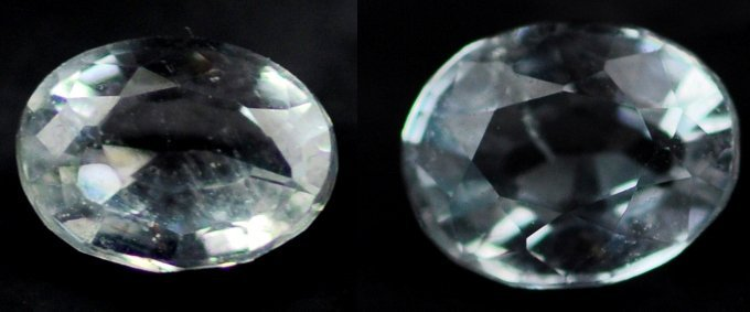 7502: 1.30  Rare Natural acuamarine from Brazil ~
