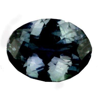 7503: 1.36cts~UNHEAT Natural Tanzanite-flowless