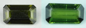2.17 Cts~ Natural Hot  Green Tourmaline