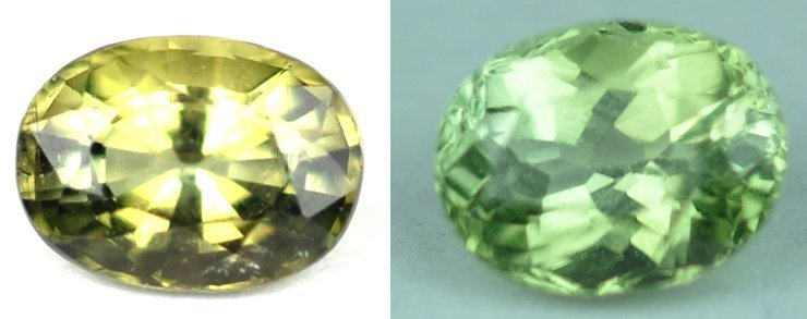 5921: 1.52 cts~ Natural hot  green Tourmaline