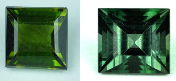 5940: 1.69 cts~ Natural hot  green Tourmaline