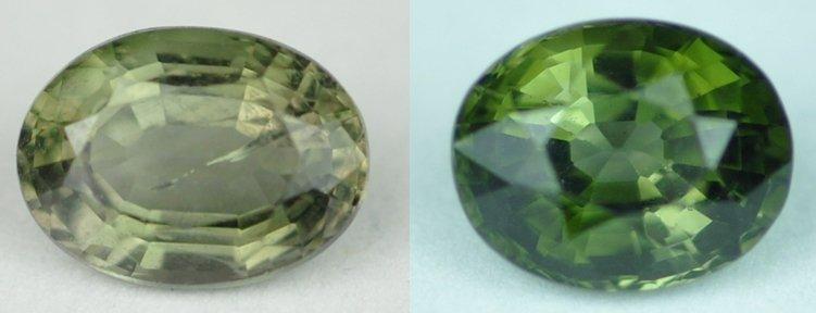 5953: 2.13 cts~ Natural hot  green Tourmaline