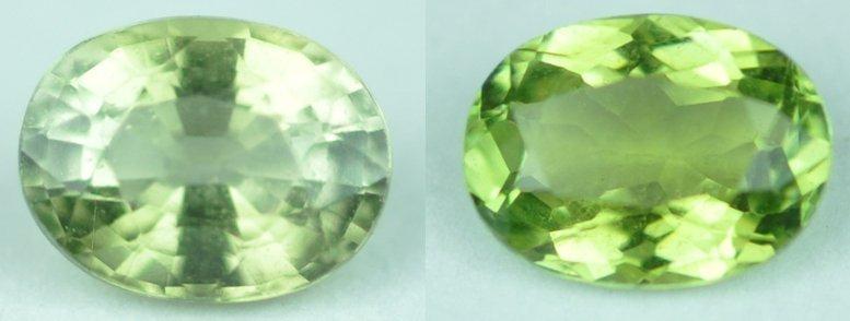 5957: 0.79 cts~ Natural hot  green Tourmaline