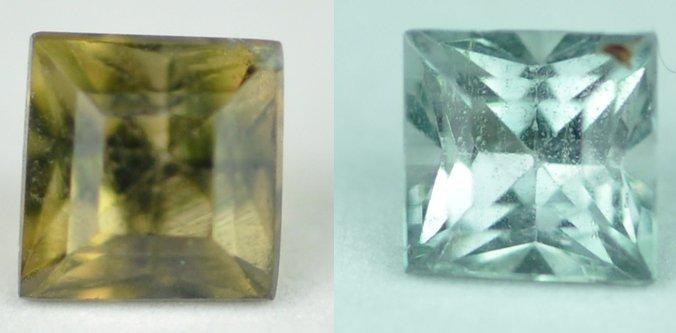 5967: 1.13 cts~ Natural hot  green Tourmaline