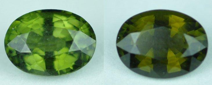 5974: 2.16 cts~ Natural hot  green Tourmaline