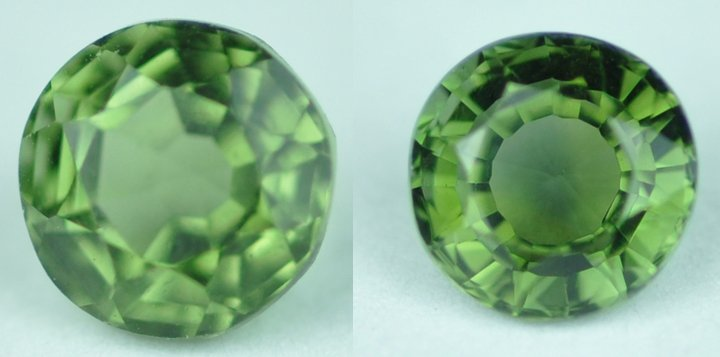 5979: 1.46 cts~ Natural hot  green Tourmaline