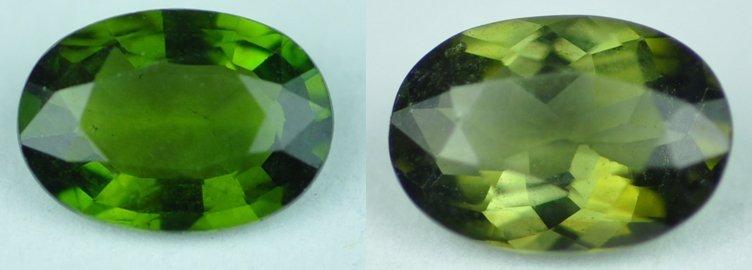 5980: 1.53 cts~ Natural hot  green Tourmaline
