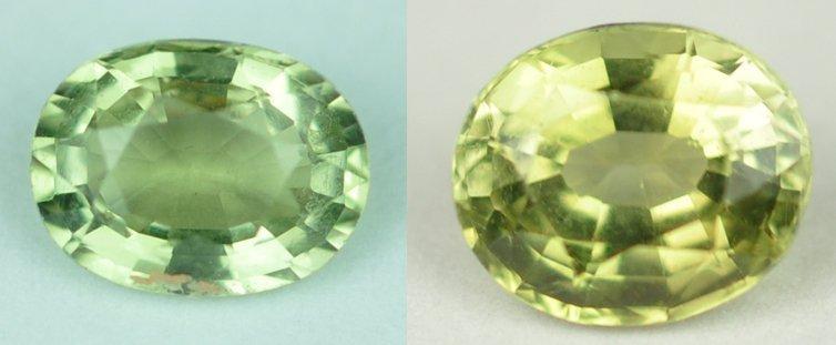 5983: 1.84 cts~ Natural hot  green Tourmaline