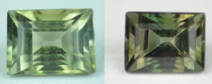 5993: 0.73 cts~ Natural hot  green Tourmaline