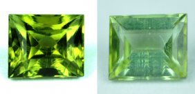 1.07 Cts~ Natural Hot  Green Tourmaline
