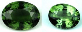 1.37 Cts~ Natural Hot  Green Tourmaline