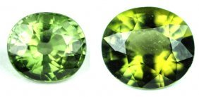 2.13 Cts~ Natural Hot  Green Tourmaline