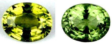 5800: 1.05 cts~ Natural hot green Tourmaline