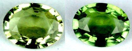 5807: 1.64 cts~ Natural hot green Tourmaline