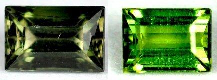 5837: 1.73 cts~ Natural hot green Tourmaline