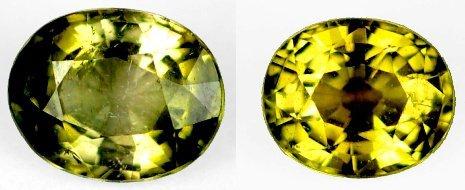 5845: 2.40 cts~ Natural hot green Tourmaline